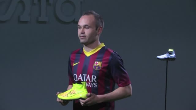fb73bf972 Sportswear manufacturer Nike launched its new  Magista  football boot on  Thursday which the company s