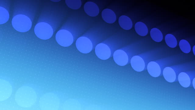 spot dot wall blue - flat screen stock videos & royalty-free footage