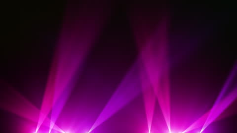 spot lights background loop - pink (full hd) - pink colour stock videos & royalty-free footage
