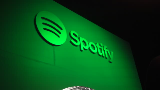spotify best new artist 2020 party at the lot studios on january 23, 2020 in los angeles, california. - spotify stock videos & royalty-free footage