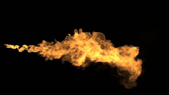 spray of flames - fireball stock videos & royalty-free footage