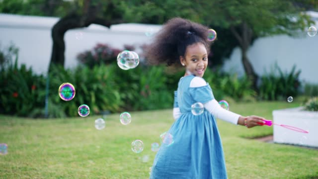 spread happiness wherever you go - bubble wand stock videos & royalty-free footage