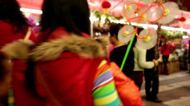 WS Spring Festival Flower Market / Guangzhou, China