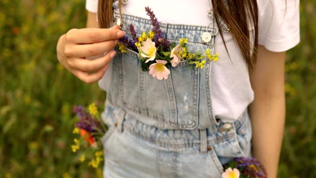 spring in my pocket - pocket stock videos & royalty-free footage