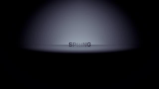 Spring Season Horizon Zoom