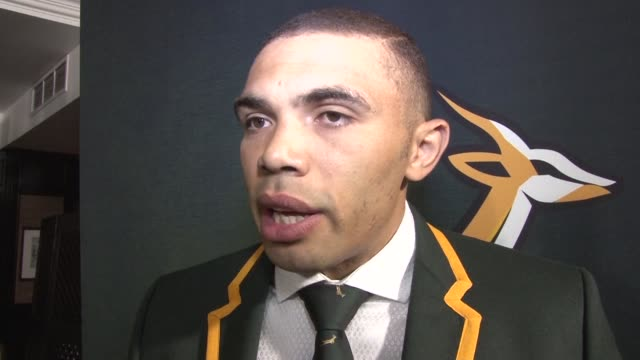 Springboks coach Heyneke Meyer names South Africas final 31 man squad for the Rugby World Cup including a record nine black players selected after...