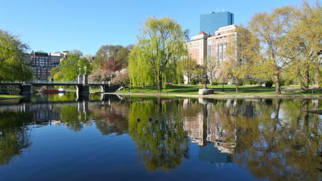 Springtime in Boston