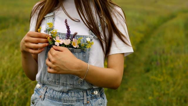 vidéos et rushes de le printemps dans ma poche - denim