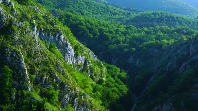 springtime, parque natural de aizkorri-aratz, aizkorri-aratz natural park, arantzazu, oñati, gipuzkoa, basque country, spain, europe - spanish basque country stock videos and b-roll footage