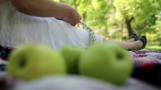 springtime! - wreath stock videos & royalty-free footage