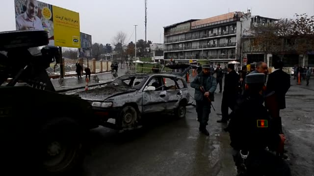 A squad of suicide bombers have attacked the Afghan intelligence agency headquarters in heavily fortified central Kabul killing at least one guard...