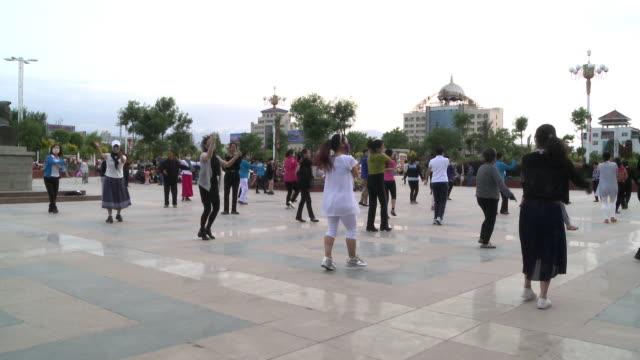 Square Dancing Dunhuang