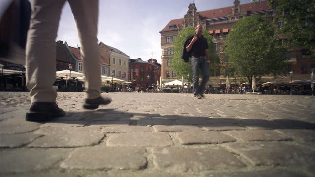 A square Malmo Skane Sweden.