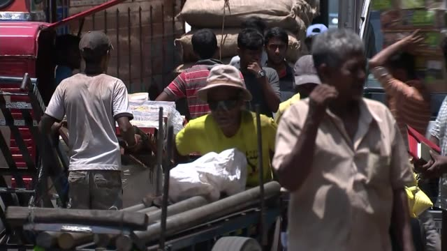 sri lanka easter bombings: number of dead rises to 359 / more details about killers emerge; sr lanka, colombo; family home of suicide bombers inshaf... - flag of bangladesh stock videos & royalty-free footage