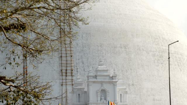 vidéos et rushes de sri lanka temple bellanwila raja ma viharaya - culture sri lankaise