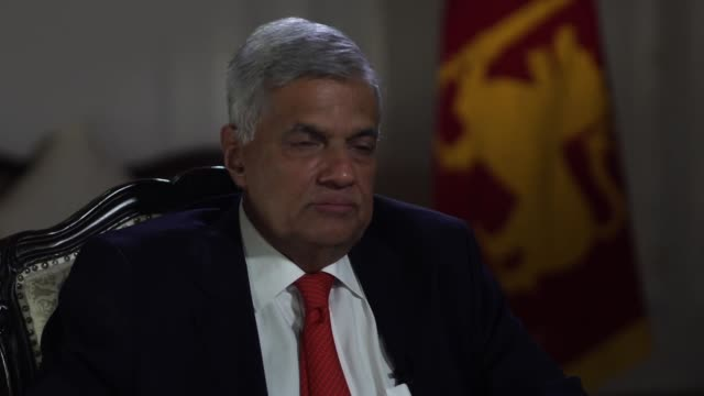 Sri Lankan Prime Minister Ranil Wickremesinghe saying he doesn't know why the defence ministry did not act on intelligence received about the Sri...