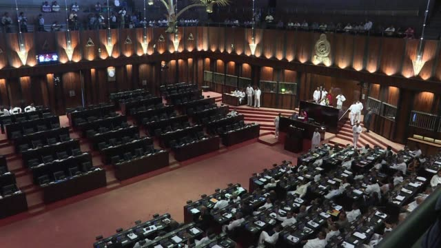 Sri Lanka's deposed prime minister secures control of a key committee in parliament dealing a blow to the country's president in the latest twist in...