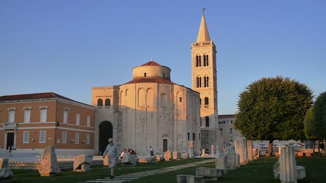 St. Donatus Church in Zadar, Croatia