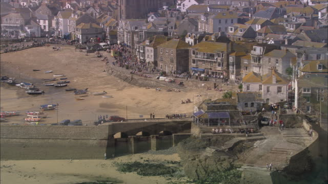st ives - cornwall england stock videos & royalty-free footage