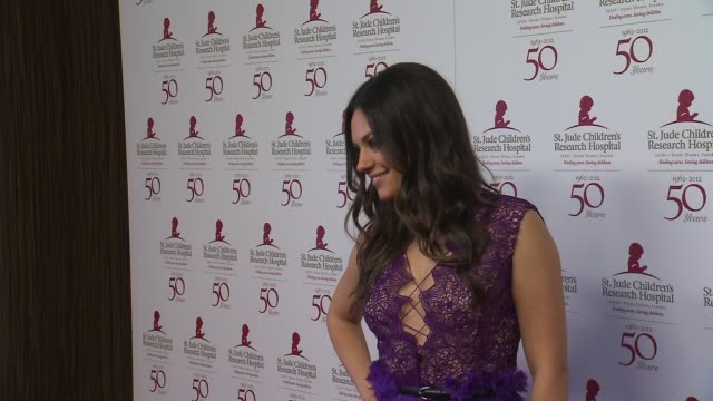 St Jude Children's Research Hospital 50th Anniversary Gala Benefit on 1/7/2012 in Beverly Hills CA