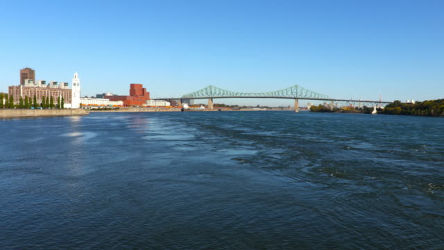 St Lawrence River in Montreal, Quebec
