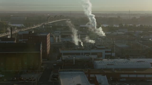st louis pharmaceutical manufacturer - pollution stock videos & royalty-free footage