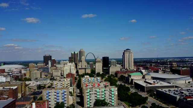 St. Louis Skyline from the West