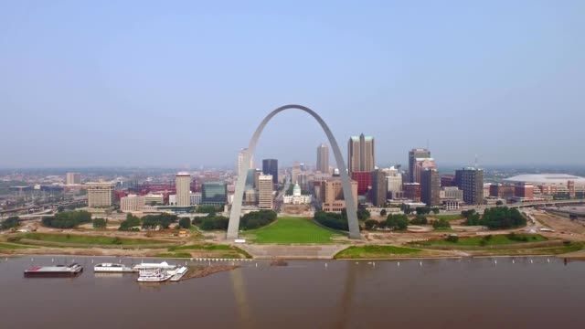 st louis - st. louis missouri stock videos & royalty-free footage
