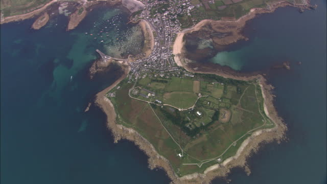 st mary's - isles of scilly - isles of scilly stock videos & royalty-free footage