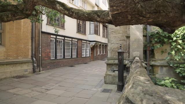 St Mary´s Passage, Oxford, Oxfordshire, England, UK, Europe