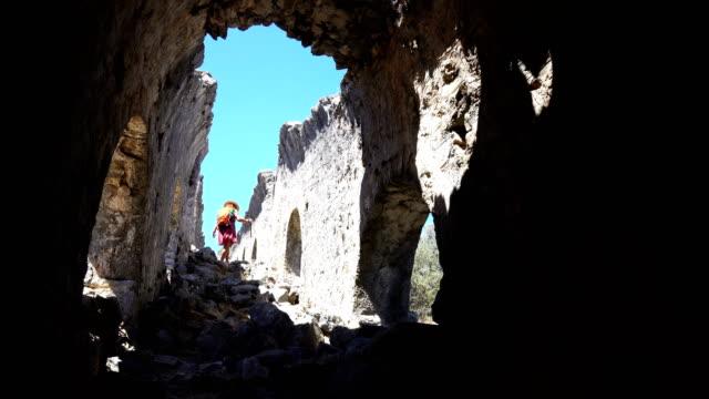 st nicholas island. oludeniz, fethiye, turkey. - oludeniz stock videos and b-roll footage