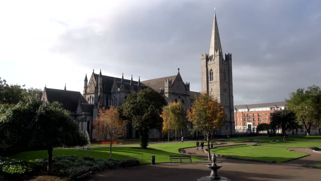 St Patrick's Cathedral - Dublin, Republic of Ireland