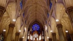 St. Patrick's Cathedral, Manhattan, New York City, USA