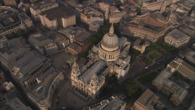 st pauls cathedral - cathedral stock videos & royalty-free footage