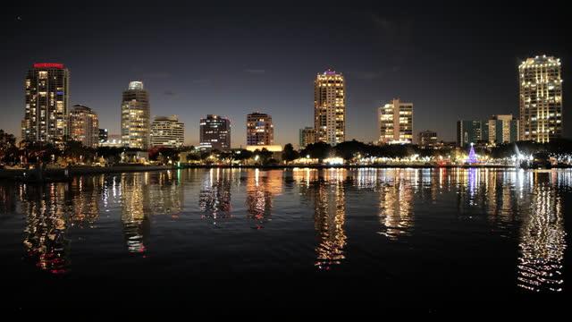 st. petersburg, florida - gulf coast states stock videos & royalty-free footage