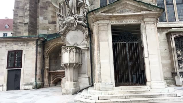 st. stephen's cathedral, vienna - traditionally austrian stock videos & royalty-free footage