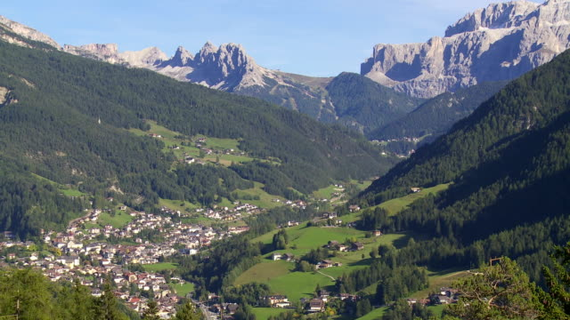 St Ulrich (Urtijëi) in Val Gardena (South Tyrol) PAN