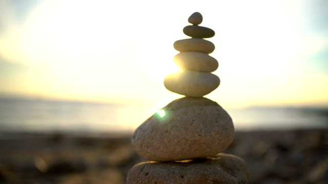 stability - zen like stock videos & royalty-free footage