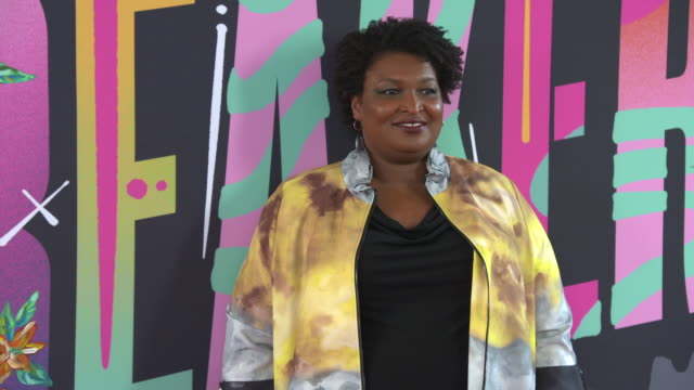 interview stacey abrams on her upbringing on loss being part of the process on voting rights being of most importance on breaking rules at bustle... - child care stock videos & royalty-free footage