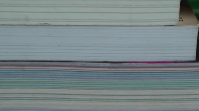 TU: Stack Of Books