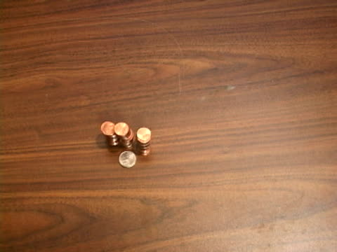 Stack of Money Growing