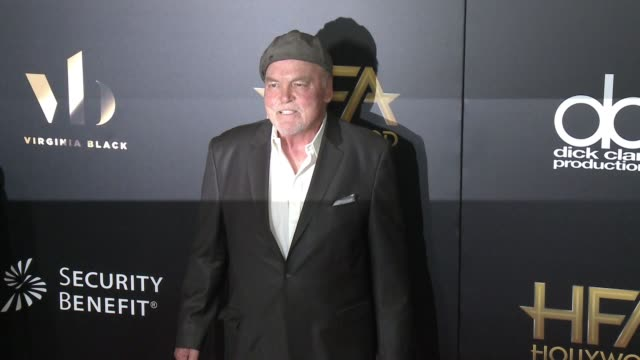 stacy keach at 20th annual hollywood film awards at the beverly hilton hotel on november 06, 2016 in beverly hills, california. - the beverly hilton hotel stock videos & royalty-free footage