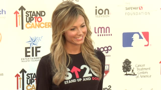Stacy Keibler at 2012 Stand Up To Canceron 9/7/2012 in Los Angeles California