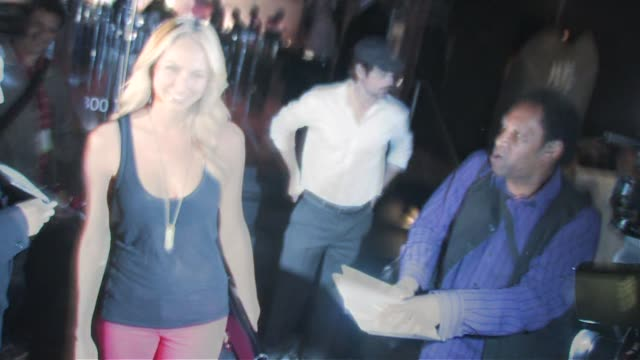Stacy Keibler at Katsuya in Hollywood on 6/7/2011