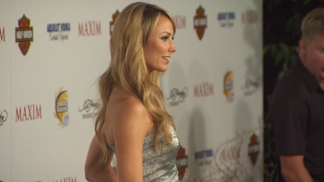 Stacy Keibler at the 11th Annual Maxim Hot 100 at Los Angeles CA