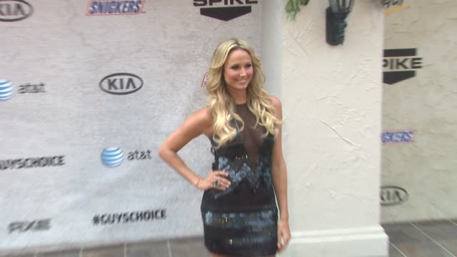 Stacy Keibler at the 5th Annual Guys Choice Awards at Culver City CA