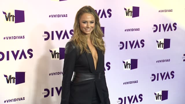 stacy keibler at vh1 divas 2012 on in los angeles ca - vh1 divas stock videos and b-roll footage