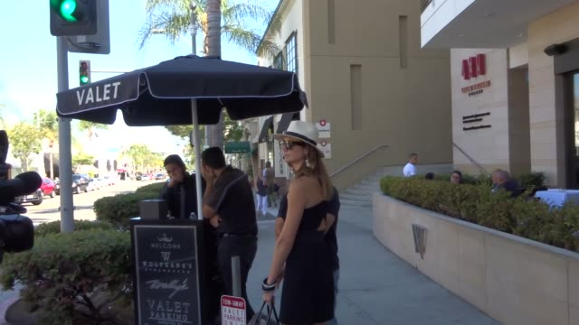 Stacy Keibler shopping in Beverly Hills in Celebrity Sightings in Los Angeles