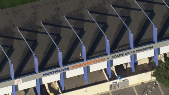 stade de la mosson - fifa stock videos & royalty-free footage