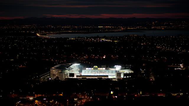 stadium at night - auckland stock videos & royalty-free footage